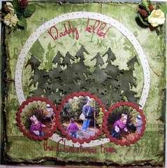Daddy Killed the Christmas Tree ***Swirlydoos***