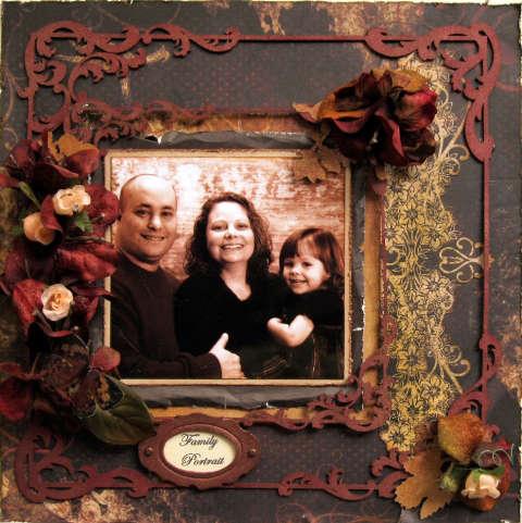 Family Portrait ***Swirlydoos***