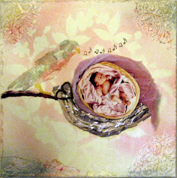 Nestling ***Swirlydoos Ultimate Design Challenge Week #4