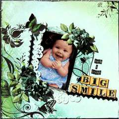 Such a Great Big Smile ***Swirlydoos***
