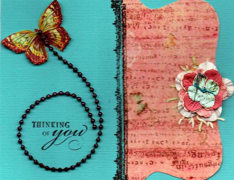 Thinking of You Card ***Swirlydoos***