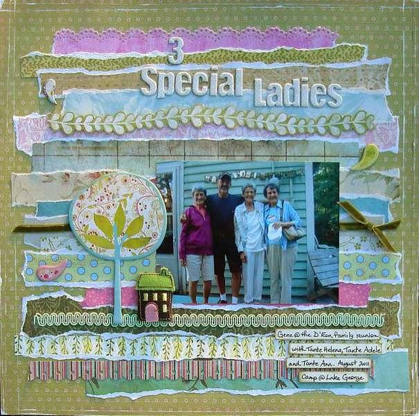 3 Special Ladies