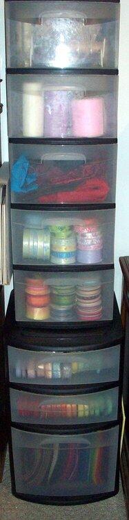 Ribbon, Felt, Lace & Fabrics!