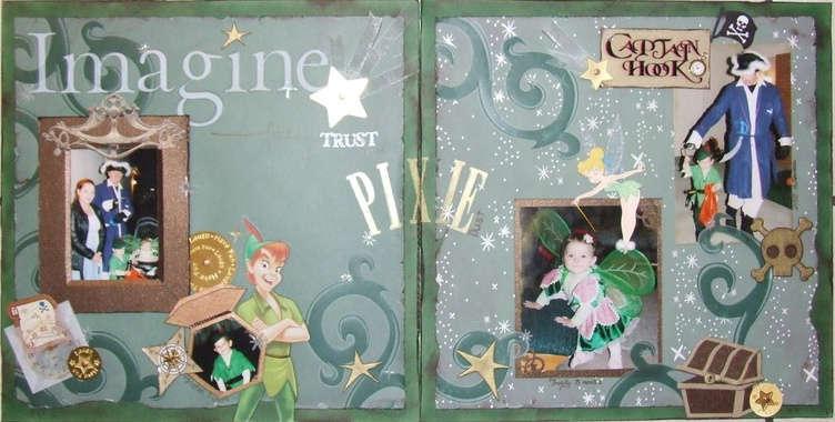 Imagine... Faith, Trust and Pixie Dust