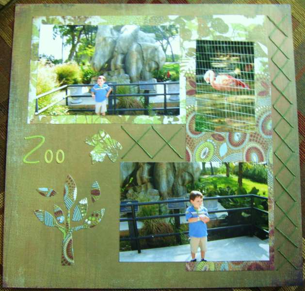 Our Day at the Zoo (page 2)