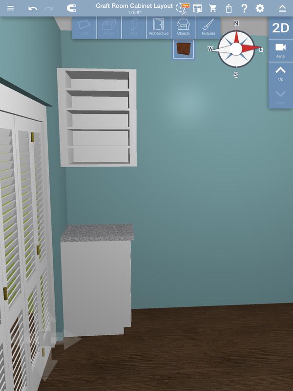 Planning my Craft Studio