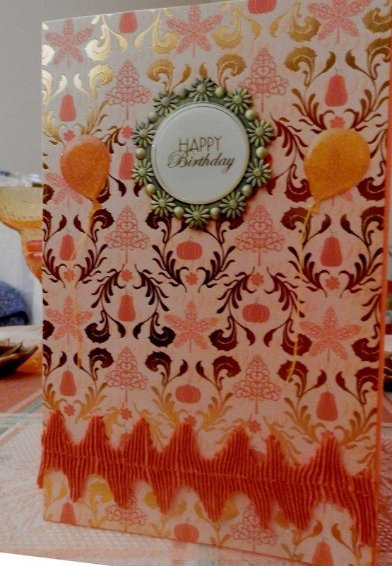 Orange You Glad Today - It's Your Birthday!