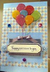 Happy Birthday Group Card
