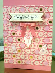 Congratulations for a New Baby Girl!