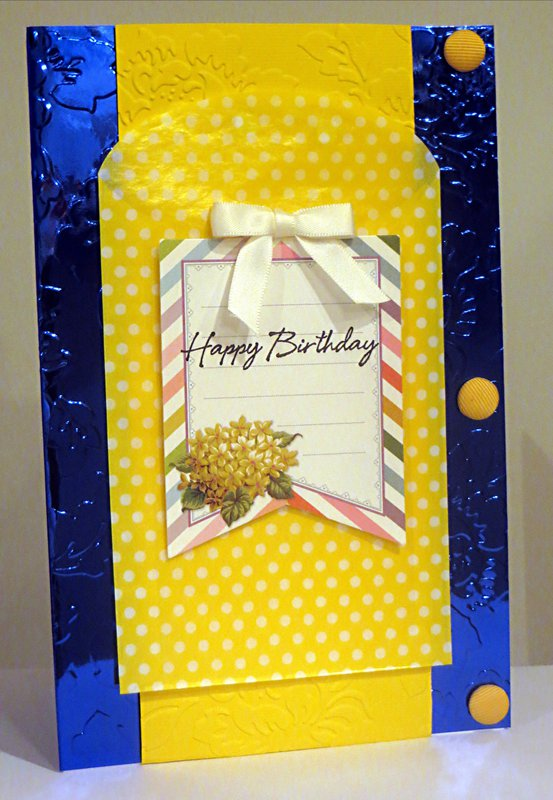 Embossing with a Craftwell - Teresa Collins - Floral 8 x 11 Folder