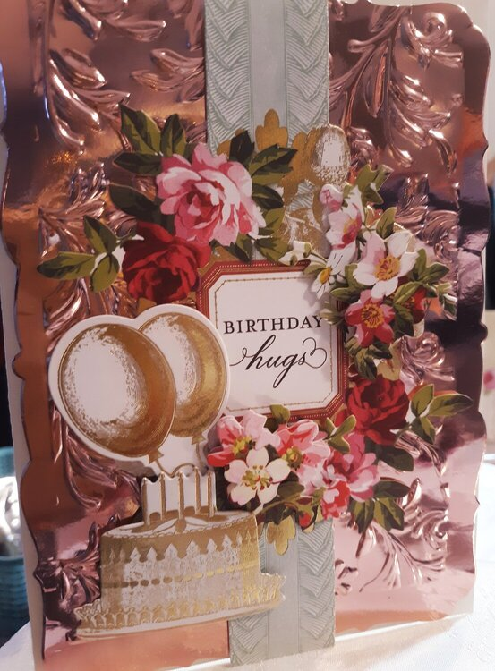 Sending Birthday Hugs