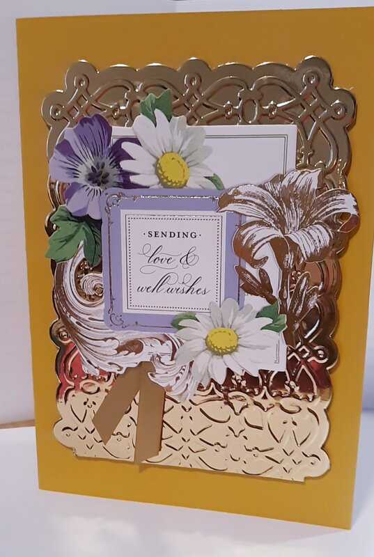 Sending Inspiration Card