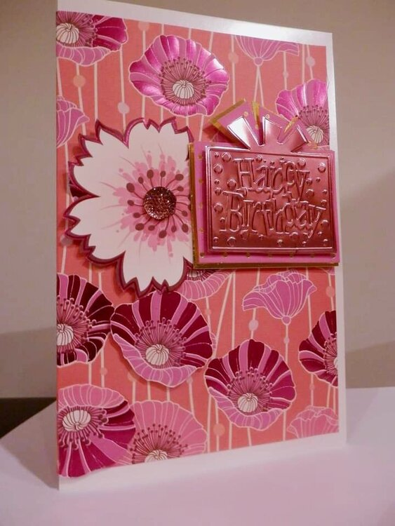 Using Cardstock with Textures
