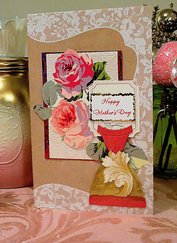 My Vintage Lace and Roses Venture!