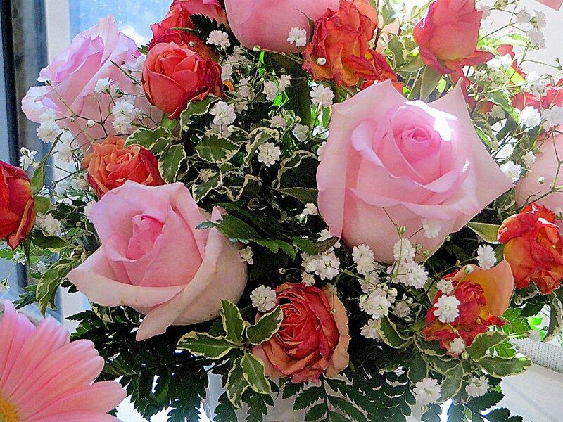 Beautiful Birthday Week with Flowers!