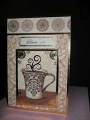 Kanban Crafts - Thank you card