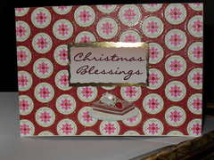 Christmas Blessings (Pastries) smile!