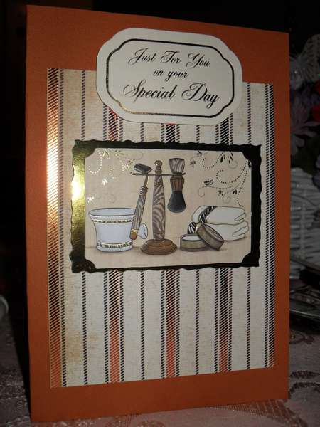 Father's Day - Die Cuts with a View - Natural