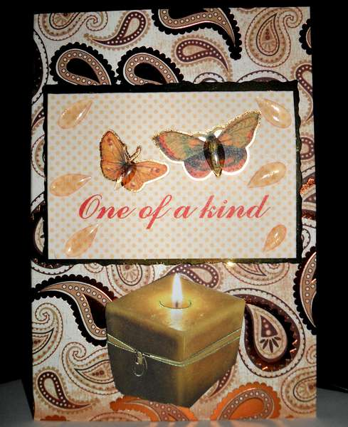 You're one of a Kind - Front of Card