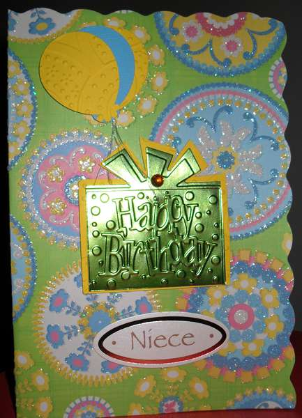 Birthday Wishes for Teenage Twins - Best Creation Cardstock