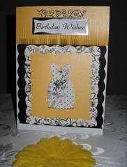 Kanban Crafts - Jazzy Lady's Birthday