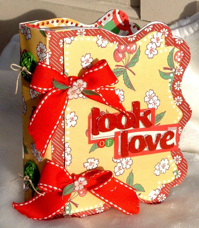 Look of Love Mini Album *Jenni Bowlin*