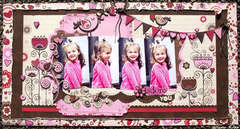 Adore You (Double Page) ** Bo Bunny **
