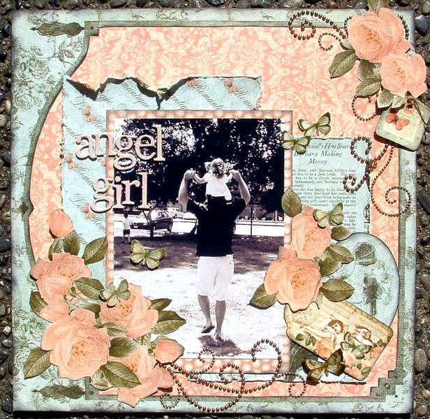 Angel Girl * ZVA Creative *