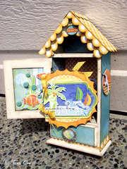 Beach House & Mini Set * BO BUNNY *