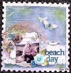Beach Day * Scrap That! *