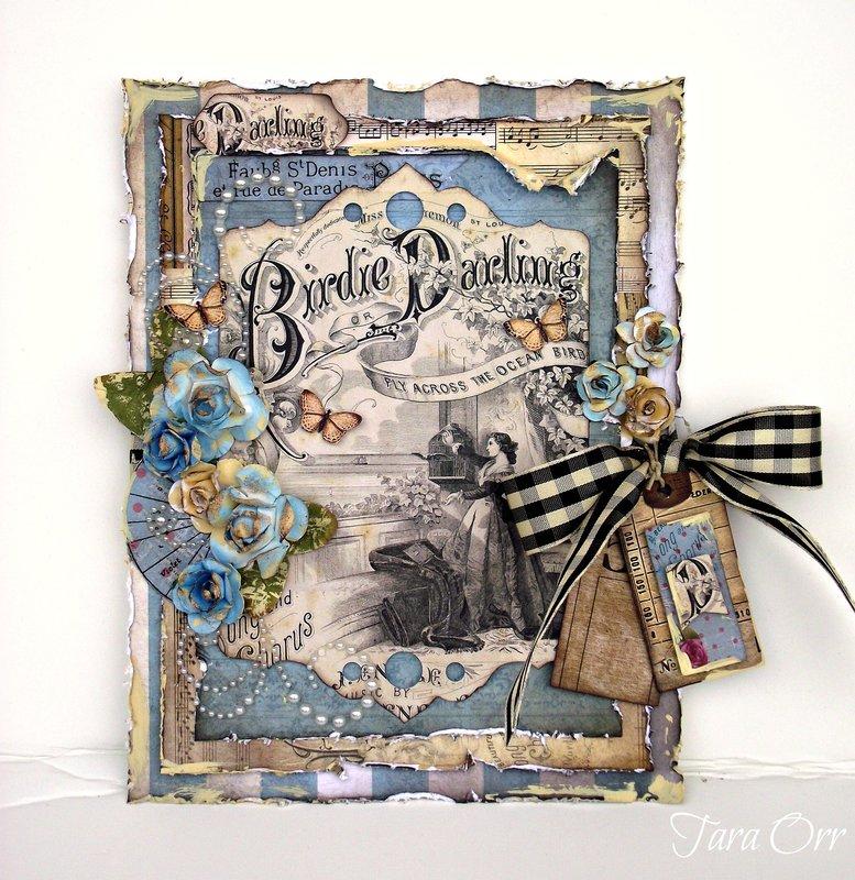 Birdie Darling (Crafts 'n' Things Magazine)