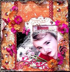 Bloom ** BO BUNNY & PETALOO **