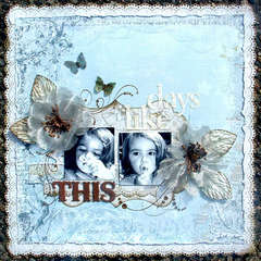 Days Like This * Scrap That! July Kit *