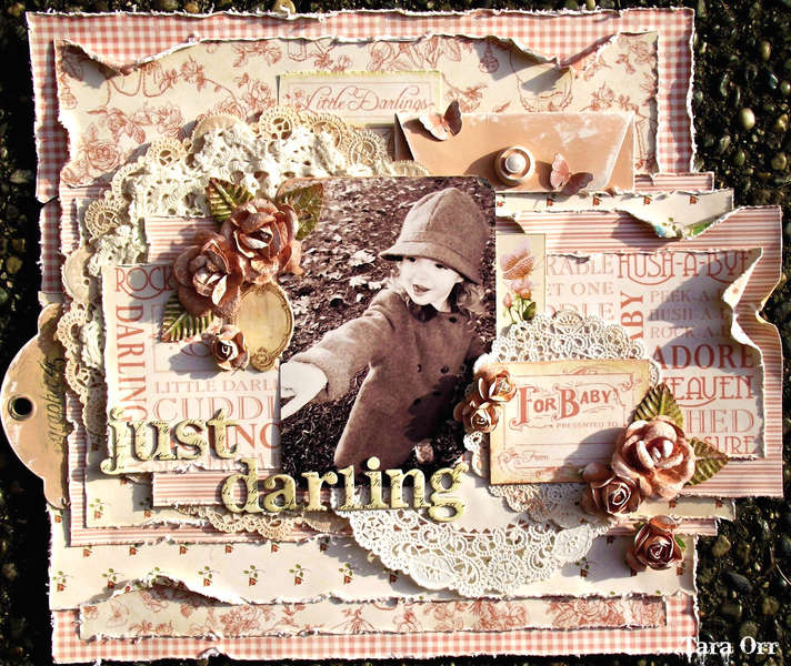 Just Darling * Graphic 45 *