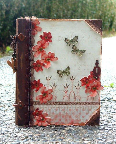 7 Gypsies Notebook