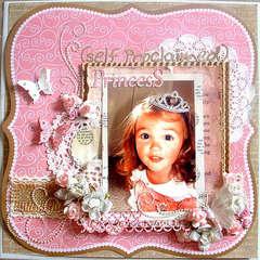 Self Proclaimed Princess * ZVA Creative *