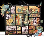 Family Printers Tray * Graphic 45 *