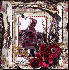 Red Riding ** Scrap That! December Kit **