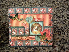 Steampunk Card * ZVA Creative *