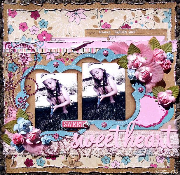 Sweetheart * Bo Bunny & ZVA Creative *