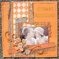 Sweet Summer Kiss *Nikki Sivils*