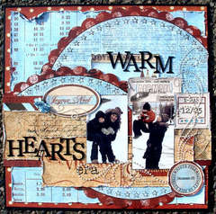 Warm Hearts * ZVA Creative *