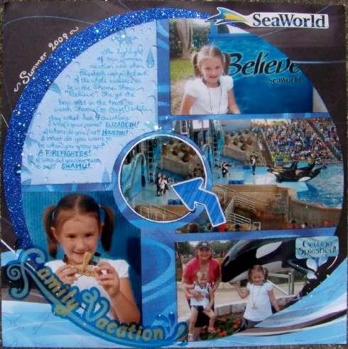 """Believe"" SeaWorld"