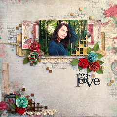 Never Doubt My Love  *My Creative Scrapbook*