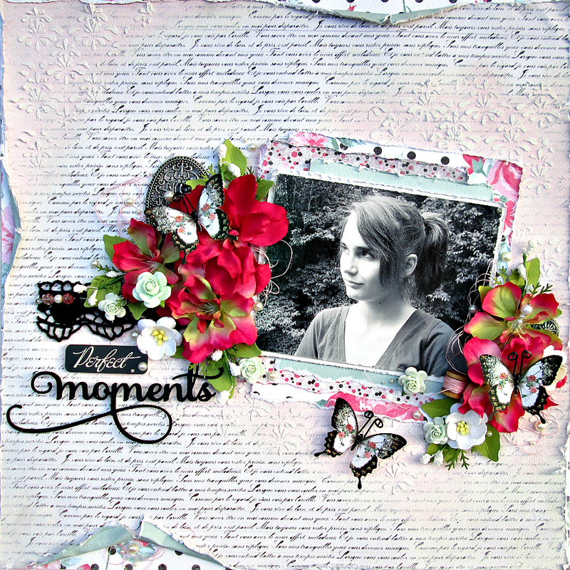 Perfect Moments *for Reneabouquets*