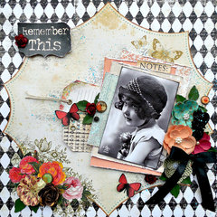 Remember This  *My Creative Scrapbook*