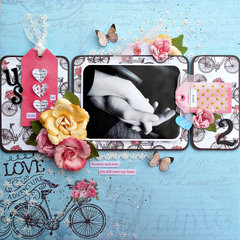 The 2 of Us for My Creative Scrapbook