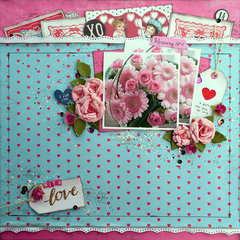 With love for My Creative Scrapbook