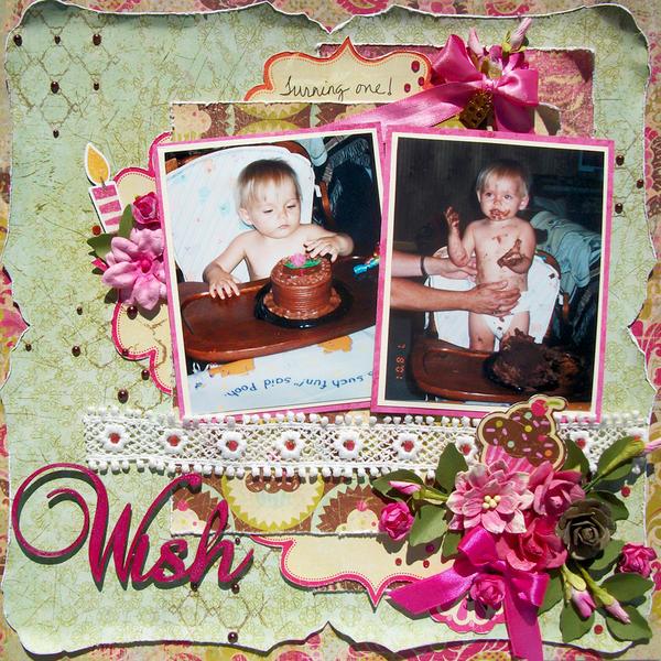 Wish...turning one