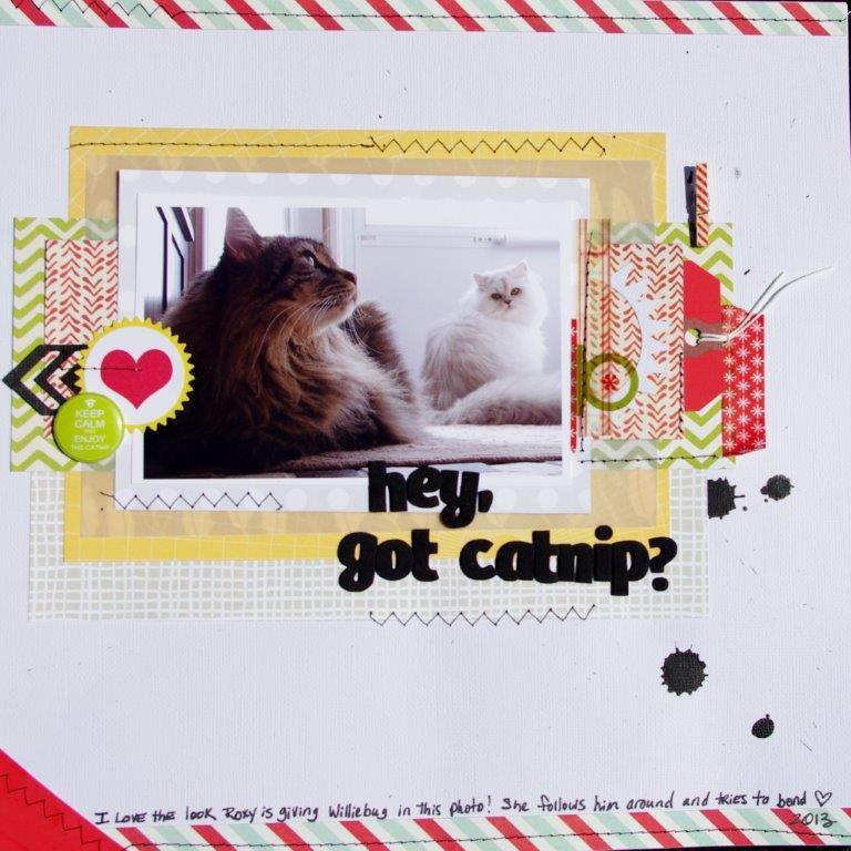 Got Catnip?